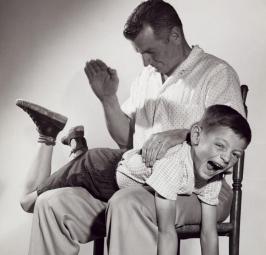 child-spanking