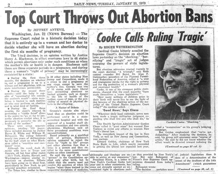 abortion headline